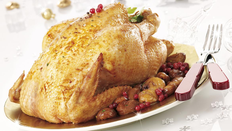 Commandez votre repas pour les fêtes